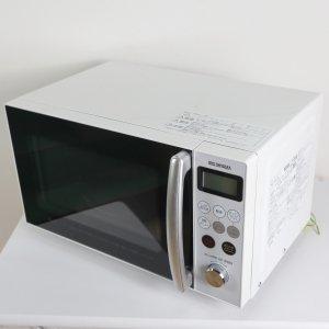 アイリスオーヤマ 電子レンジ 2020年 TO-T1501-W 500W【中古】