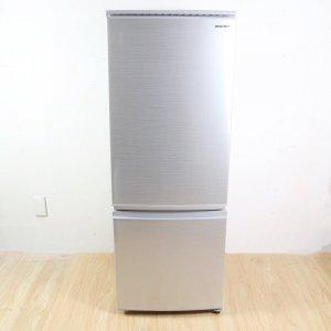 シャープ SHARP SJ-D17E-S 2019年製 冷凍冷蔵庫 (167L)【中古】