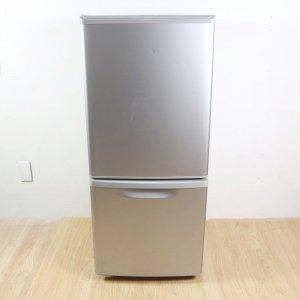 【保証6ヶ月間】パナソニック Panasonic NR-B144W-S 2012年製 冷凍冷蔵庫 (138L)【中古】