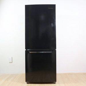 【保証6ヶ月間】ハイセンス Hisense HR-D15CB 2018年製 冷凍冷蔵庫 (150L)【中古】