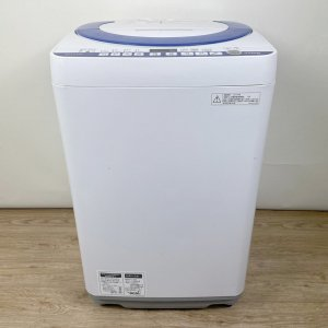 SHARP ES-T707-A 全自動電気洗濯機 7.0kg 2015年