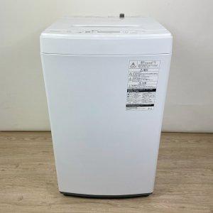 東芝 洗濯機 2018年 AW-45M5【中古】
