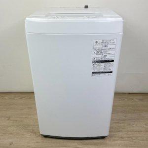 東芝 洗濯機 2017年 AW-45M5【中古】