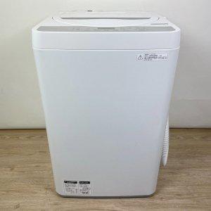 シャープ SHARP ES-GE5B-T 全自動洗濯機(5.5kg) 2017年【中古】