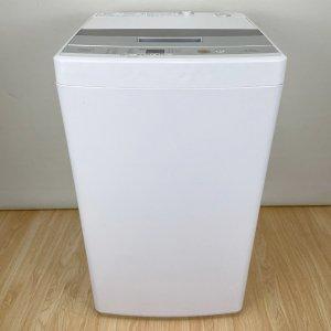 アクア AQUA AQR-S45E 洗濯機 2018年【中古】