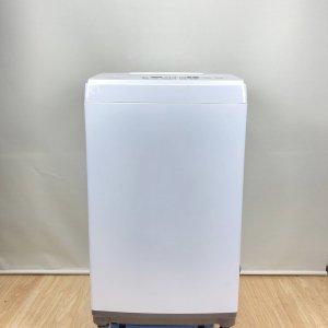 モダンデコ SUNRISE md6k-wh [全自動洗濯機(6.0kg) 2019年 ホワイト系]【中古】