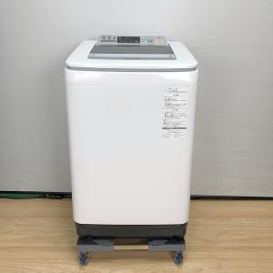 パナソニック Panasonic NA-F8AE2 [全自動洗濯機(8.0kg) 2014年 ホワイト系]【中古】