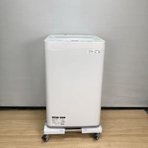 シャープ SHARP ES-GE4D-C [全自動洗濯機(4.5kg) 2020年]【中古】