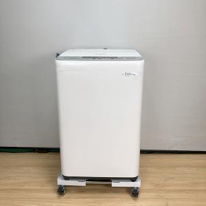 Panasonic NA-F50B8 全自動洗濯機 5Kg 2015年 ホワイト【中古】