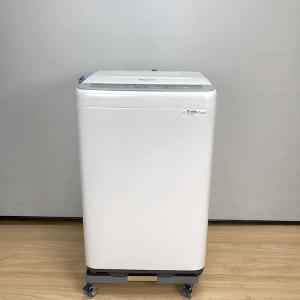 Panasonic NA-F50B10 全自動洗濯機 5Kg 2016年 ホワイト【中古】