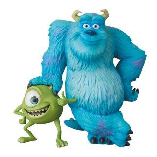 ディズニー・ピクサー UDF Pixar サリー&マイク フィギュア モンスターズ・インク