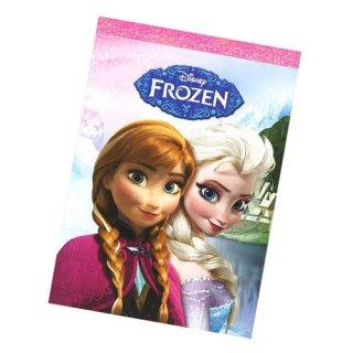 ディズニー アナと雪の女王 メモ DISNEY