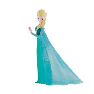 ディズニー BULLYLAND エルサ ミニフィギュア アナと雪の女王 プリンセス FROZEN