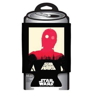 スター・ウォーズ C-3PO ボトルホルダー クージー 缶ホルダー STAR WARS