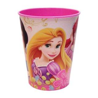 ディズニープリンセス ファンシー パーティーカップ コップ DISNEY