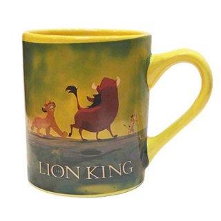ディズニー ライオンキング マグカップ DISNEY