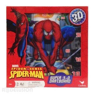 マーベル スパイダーマン 3Dダーツセット MARVEL