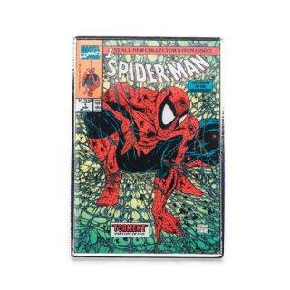 マーベル スパイダーマン コミック ラペルピン ピンバッジ MARVEL