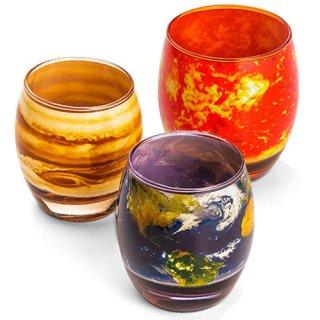 Planetary Glass Set 太陽系惑星 グラスセット プラネタリーグラス インテリア