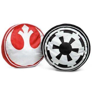 スター・ウォーズ クッション 2個セット 銀河帝国&反乱同盟軍 STAR WARS