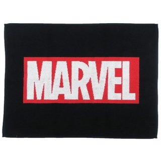 マーベル タオル バスマット ロゴ MARVEL