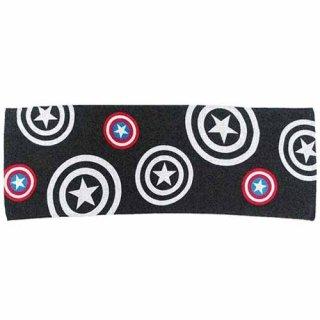 マーベル キャプテン・アメリカ ロングフェイスタオル ロゴ MARVEL