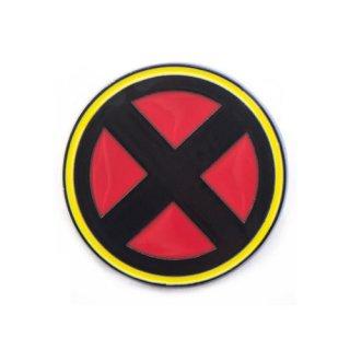 マーベル X-MEN シンボルロゴ ラペルピン MARVEL