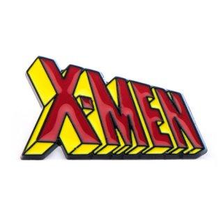 マーベル X-MEN タイトルロゴ ラペルピン MARVEL