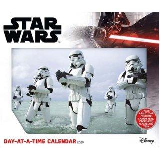 スター・ウォーズ 2020年 日めくりカレンダー 卓上カレンダー STAR WARS