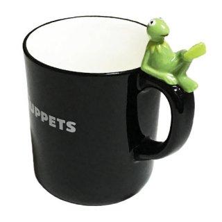 ザ・マペッツ マスコット付きマグカップ カーミット The MUPPETS