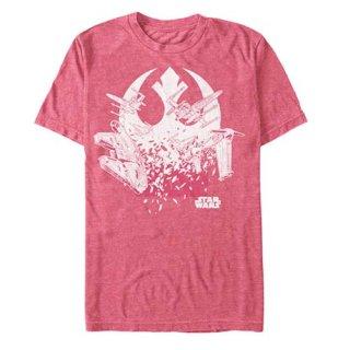 スター・ウォーズ The Last Jedi 反乱同盟軍 Tシャツ STAR WARS