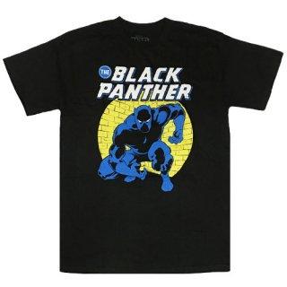 マーベル ブラックパンサー Spotlight Tシャツ Black Panther MARVEL