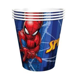 マーベル スパイダーマン 12pcペーパーカップ 紙コップ MARVEL