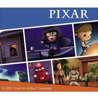 ディズニー・ピクサー 2021年 日めくりカレンダー ピクサーキャラクターズ 卓上カレンダー DISNEY・PIXAR