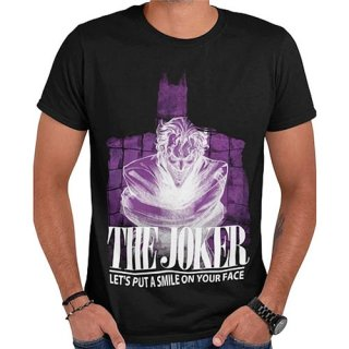 DCコミック ジョーカー Joker Asylum Jacket Tシャツ BATMAN DC COMICS