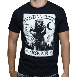 DCコミック ジョーカー Joker Tarot Card Tシャツ BATMAN DC COMICS