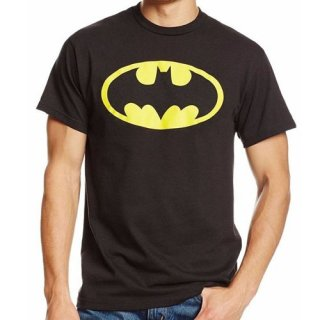 DCコミック バットマン Boy's Glow In The Dark ボーイズ蓄光Tシャツ BATMAN DC COMICS