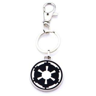スター・ウォーズ 銀河帝国 ロゴキーリング STAR WARS ダークサイド