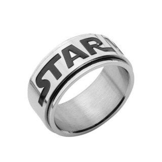 スター・ウォーズ ロゴ スピナーリング STAR WARS 指輪