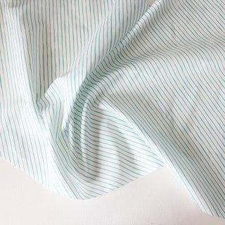 斜線(ホワイト×エメラルドグリーン)