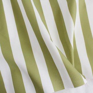 ベーシックストライプ(梅幸茶色)-和の伝統色ブックシリーズ-