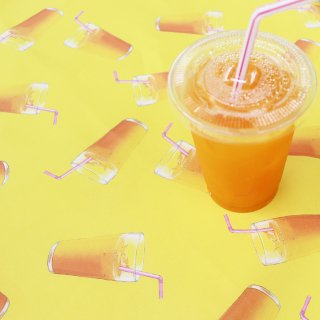 オレンジジュース(イエロー)