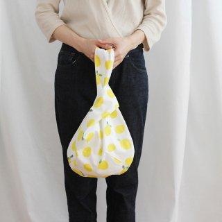 パターンファブリック:しじみバッグ(piccolo limone)