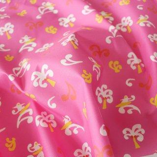 さるのサーフィン(ピンク×ホワイト)