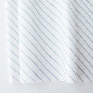 斜線 big(ホワイト×ライトグレー)