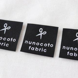 nunocotofabric オリジナルタグ(4枚セット)