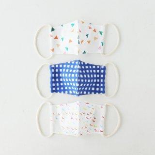 パターンファブリック:立体マスク(Sサイズ・キッズ)モチーフ