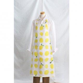 パターンファブリック:くるっとエプロン(limone)