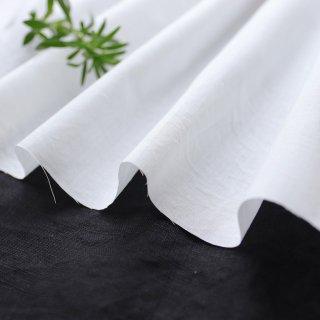 白い布(無地・ローン)