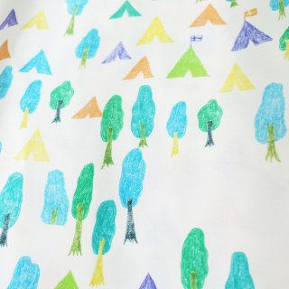 北欧の森(ブルー)